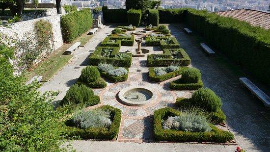 Jardin du Monastere de Cimiez