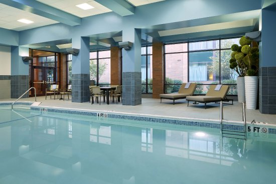 Windsor, CT: Indoor Pool