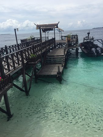 Semporna District, Malezja: Bost Dock