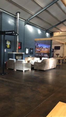 Grabouw, Sudáfrica: lounge
