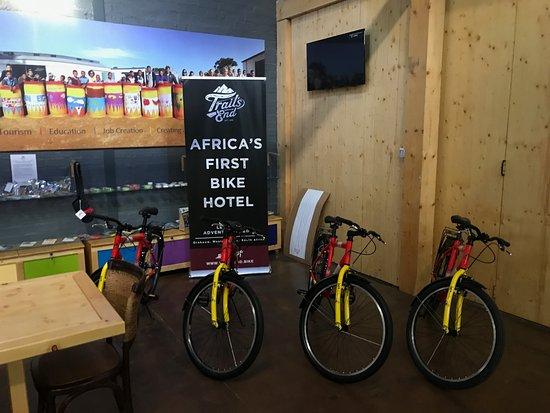 Grabouw, Sudáfrica: bike rental