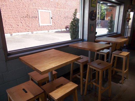 KouZina Greek Street Food, N Main @ 11 Mile, Royal Oak, MI