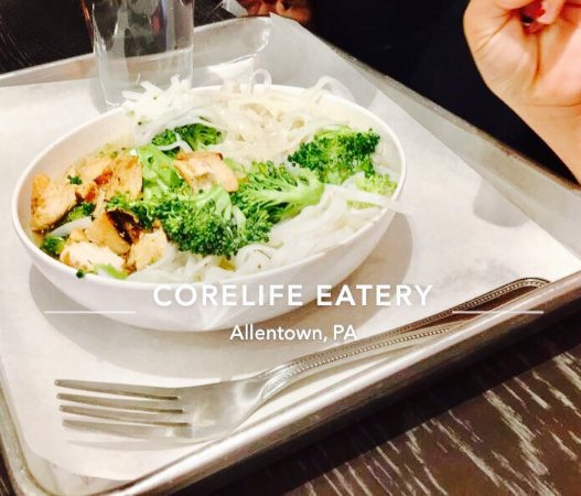 CoreLife Eatery, Allentown - Restaurant Reviews, Phone Number ...