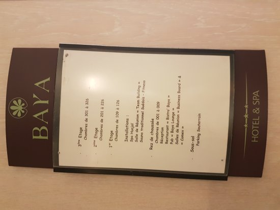 Baya Hotel & Spa: 20171016_094106_large.jpg