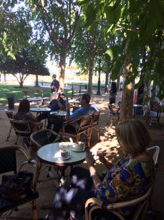 Rutherford, Kaliforniya: Inglenook cafe