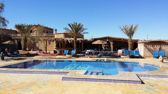 Ksar Bicha: piscine