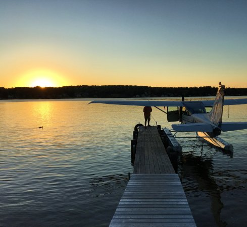 Lakes Region Seaplane Services : We operate 10am through the hour before sunset May through October