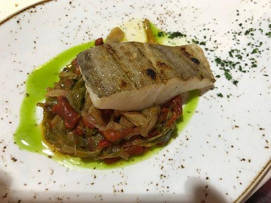 Loiu, Spain: Merluza
