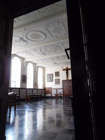 Abbaye de Val-Dieu : Refectory