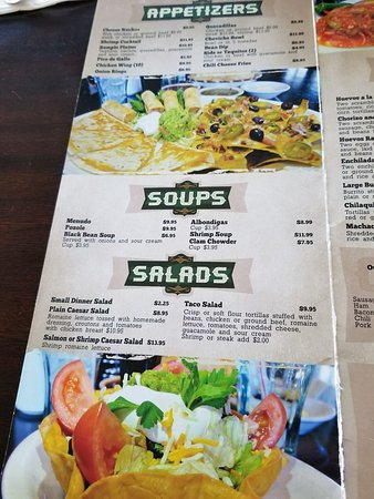 Sparks, NV: Appetizers, Soups and Salads