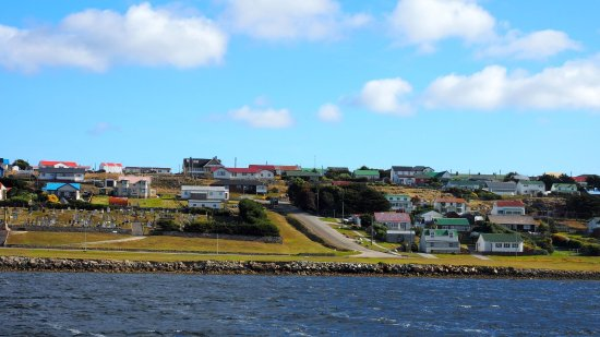 how to call the falkland islands from uk