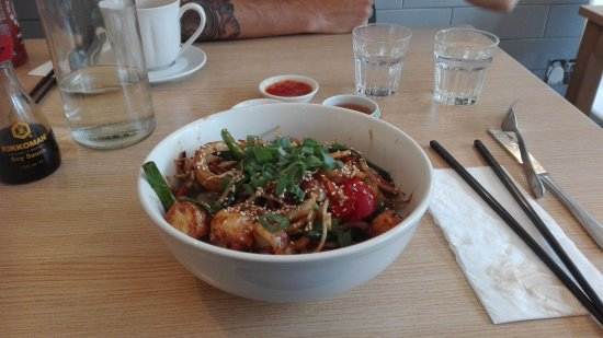 Image Hei Hing Cafe & Noodle Bar in London