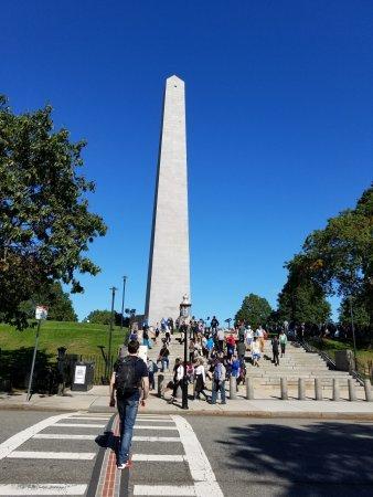 Bunker Hill : Monument
