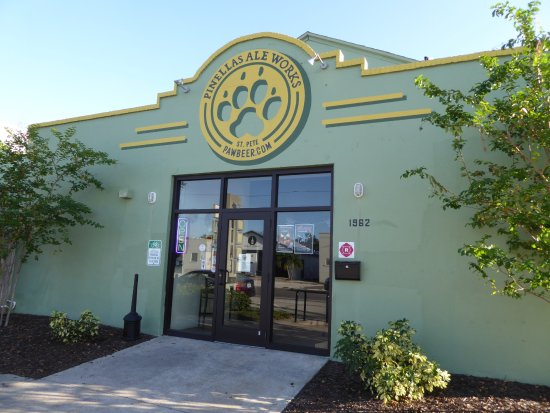 Pinellas Ale Works Brewery & Tap Room