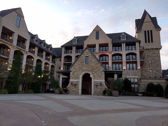 Renaissance Birmingham Ross Bridge Golf Resort & Spa: entrance