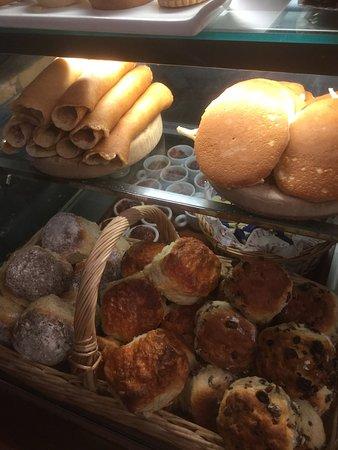 Callander, UK: Loads of choice