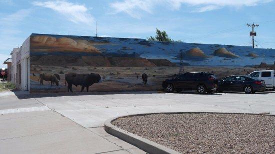 Tucumcari, NM: altro murales