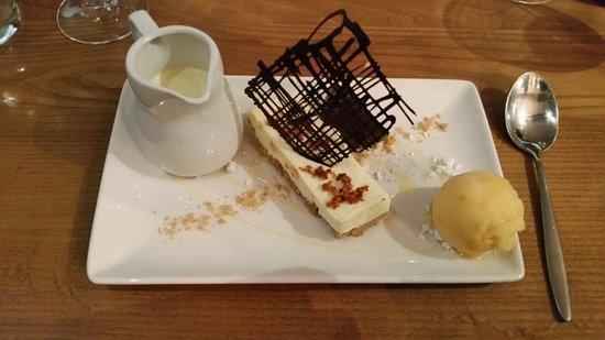 Plympton, UK: Lovely puddings!