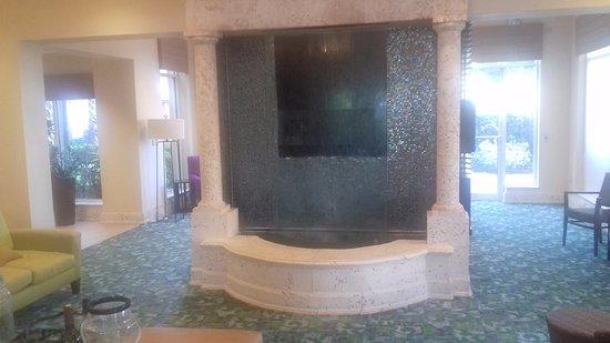 Hilton Garden Inn Orlando International Drive North: reception area