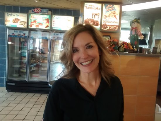 Bethalto, IL: This is Kelly Gerber.Her and her husband Chad own this restaurant.