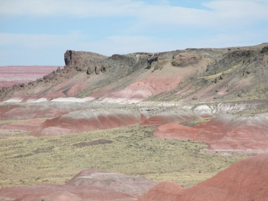 Devil's Playground : Painted Desert