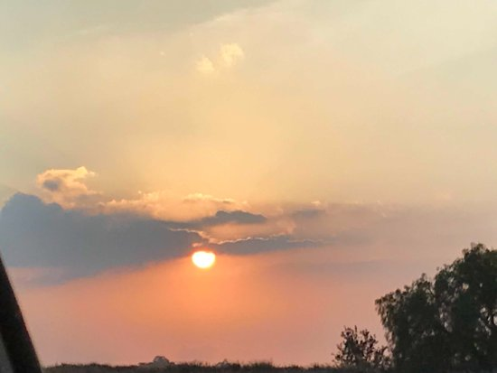 The Volcano Van Private Tours: Sunset Kona