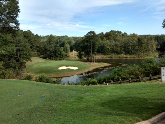 Oxmoor Valley Golf Course: test your skill