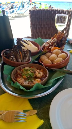 Our selection of Tapas