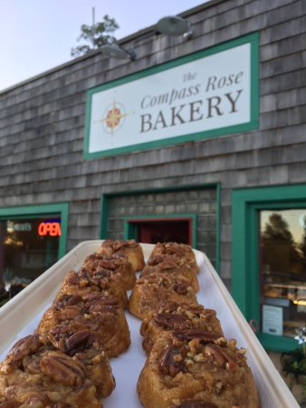 Glen Arbor, Μίσιγκαν: The Compass Rose Bakery