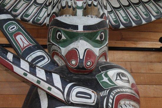 Alert Bay, Canada: U'mista Cultural Centre