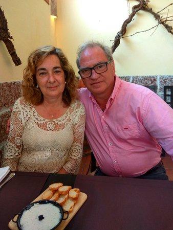 Bonastre, Hiszpania: Entrevinyes Restaurante