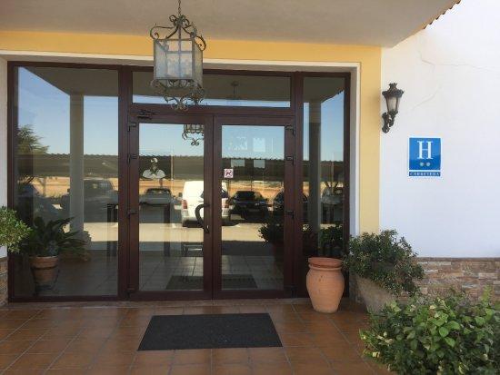 Villanueva del Trabuco, España: Hotel 2 Estrellas