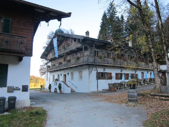 Gasthaus Altes Bad: Außenansicht