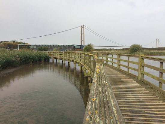 Barton-upon-Humber, UK: Water's Edge Visitor Centre and Country Park