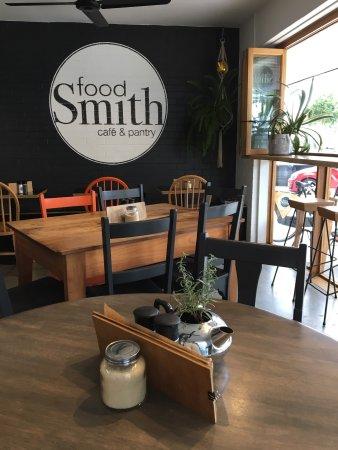 food smith cafe pantry tweed heads restaurant reviews. Black Bedroom Furniture Sets. Home Design Ideas