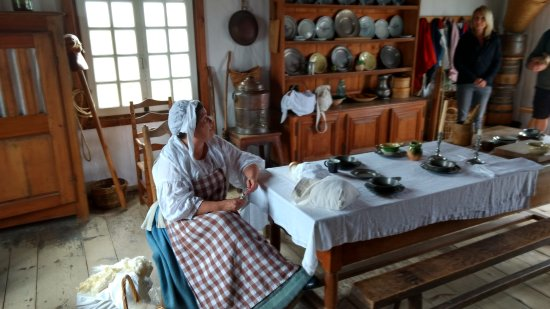 Louisbourg, Canadá: More re-enactors