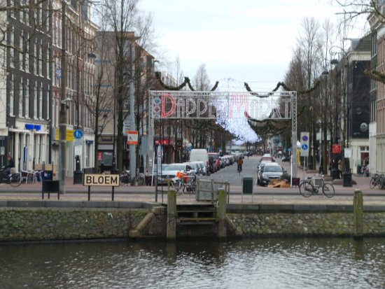 De Dappermarkt in Amsterdam - Foto van Dapper Markt ...