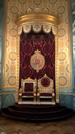 Schloss Christiansborg (Christiansborg Slot): Fit for the Queen to sit