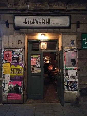Southern Phone Reviews >> Eszeweria Bar (Krakow) - All You Need to Know Before You ...