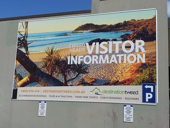 Tweed Heads, Australia: Info centre