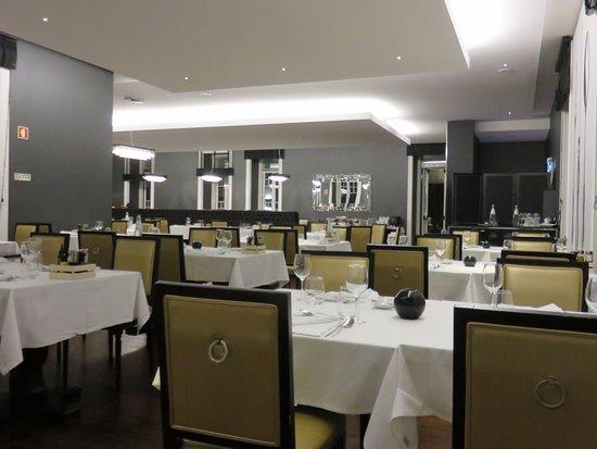 Monte Real, Portekiz: Restaurante
