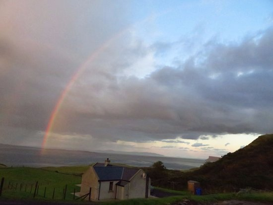Ballycastle, UK: Marvelous Rainbows
