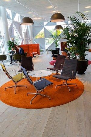 คิสตา, สวีเดน: Lobby