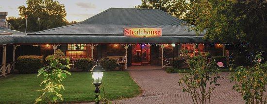 Glen Innes, Australia: The Hereford Steakhouse Char Grill