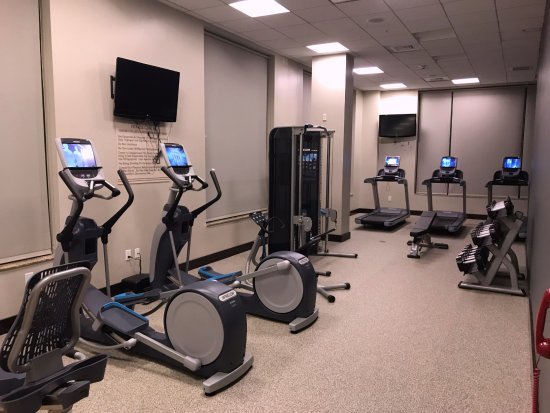 Gym Picture Of Hilton Garden Inn Arlington Shirlington Tripadvisor