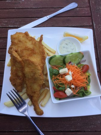 Denmark, Austrália: Fish and Chips Peaceful Bay