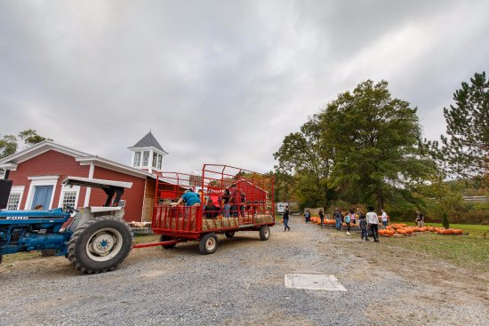 New Hampton, Estado de Nueva York: HayRide