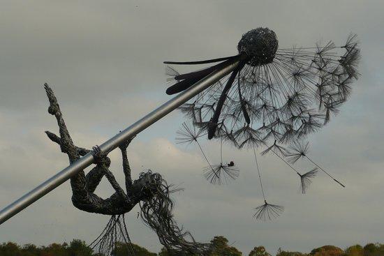 Trentham, UK: Fairies included !