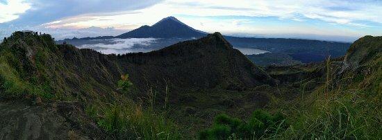 Canggu, Indonésie : Batur Caldera Trekking