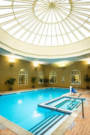 Glens Falls, Estado de Nueva York: Indoor Pool